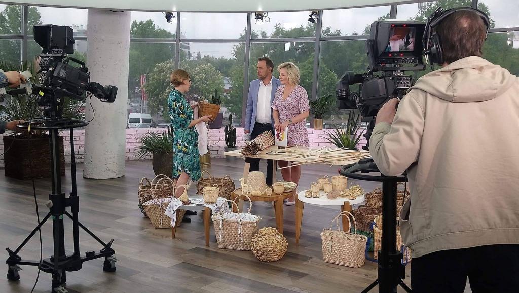 Serfenta w TVP2 Pytanie na Śniadanie - kobieca marka, polskie rzemiosło