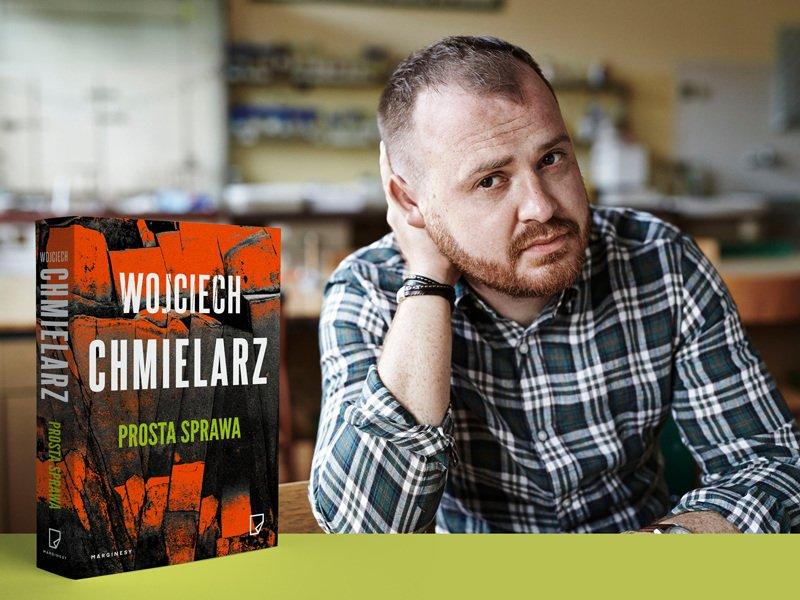"""Najnowsza książka Wojciecha Chmielarza """"Wilkołak"""" już w drodze!  Lubimy czytać."""