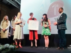 Nagrody KUKBUK poleca 2018, wręczane przez Borysa Szyca, Agatę Kiedrowicz, Darię Pawlewską.
