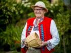 Master of spruce roots a basket maker Zogata