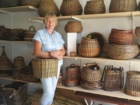 Lene with Polish basket