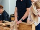 Serfenta's master cattail workshop - Rafał Górczyński