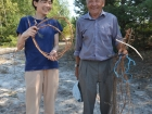 Serfenta's trip to Polish masters of basketry